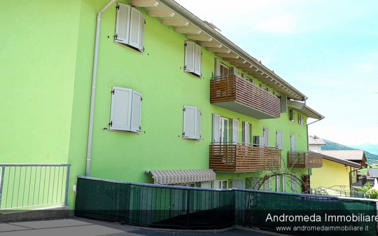 RIF. 210 – VENDITA – BESENELLO – 55 MQ – 2 LOCALI – 1 CAMERA – GARAGE – CANTINA – 144.000 EURO