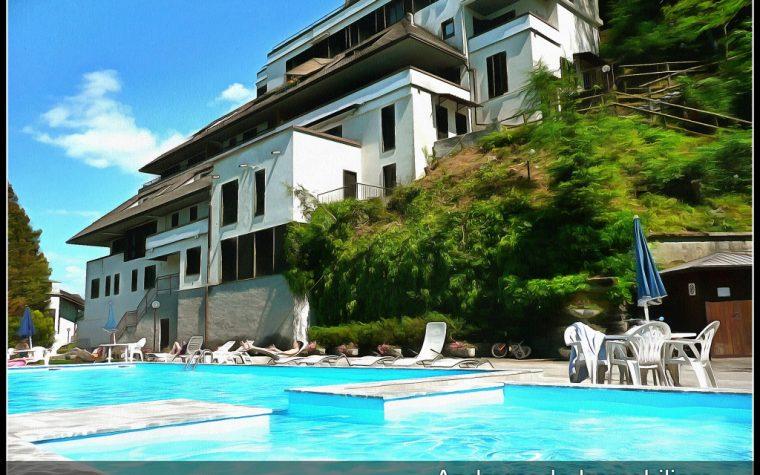 RIF.187 – VENDITA – CALCERANICA AL LAGO – 90 MQ – 4 LOCALI – 2 CAMERE – PISCINA – 136.000 EURO